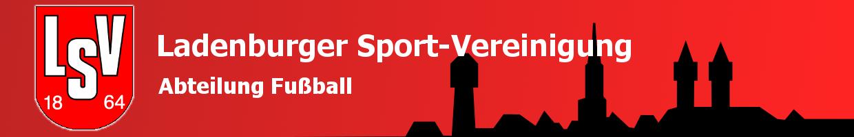 LSV 1864 Ladenburg – Abteilung Fußball